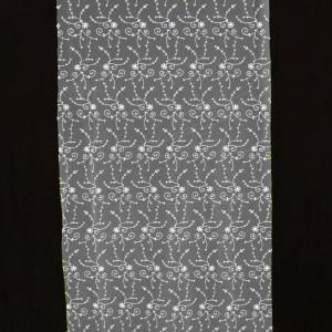 Сетка с вышивкой (ТУРЦИЯ) PC483A белый