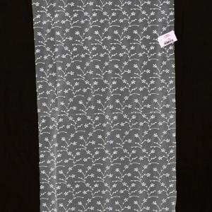 Сетка с вышивкой (ТУРЦИЯ) PC0478A шампань