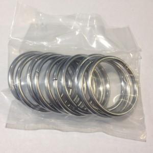 Кольцо для карниза Эконом(комплект 10 шт ) D25 хром (100 упак/короб)