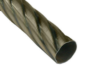 Карниз метал. труба фигурная D16-3.0 антик (20 шт/уп)