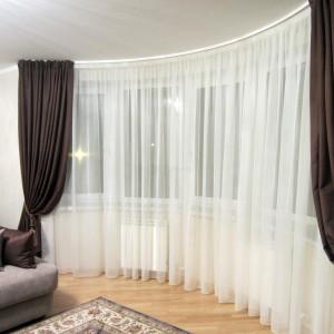Готовые шторы, тюли